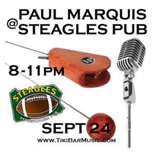 Steagles Pub Gig